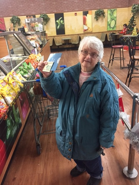 """I paid it forward to this cute little lady...bought her Subway dinner. She was so very excited!"" - FTMC Pain Management Center (Norwalk, Ohio)"